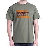 Though I Fly Dark T-Shirt