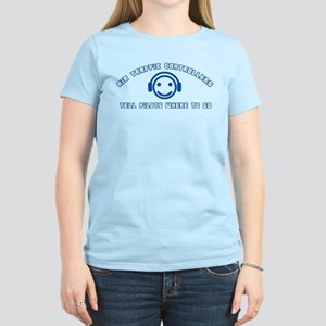 Air Traffic Controllers Women's Light T-Shirt