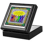 Celebrate Diversity Keepsake Box