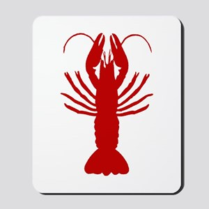 Boiled Crawfish Mousepad