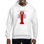 Boiled Crawfish Hooded Sweatshirt