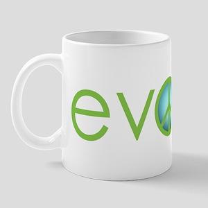 Evolve - Peace Mug