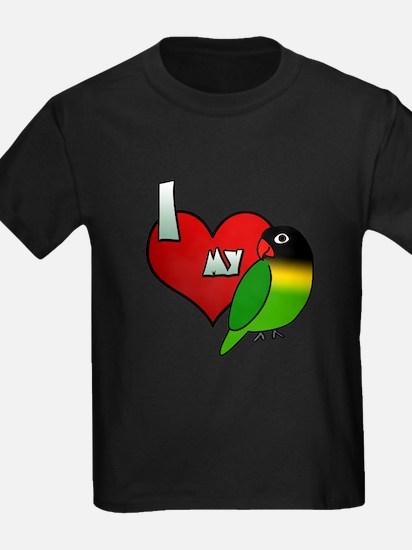 Love Black Masked Lovebird T