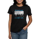 Nuns w/Guns Women's Dark T-Shirt