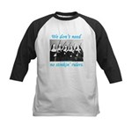 Nuns w/Guns Kids Baseball Jersey