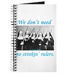 Nuns w/Guns Journal