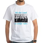 Nuns w/Guns White T-Shirt
