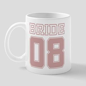 College Letter Bride 08 Mug