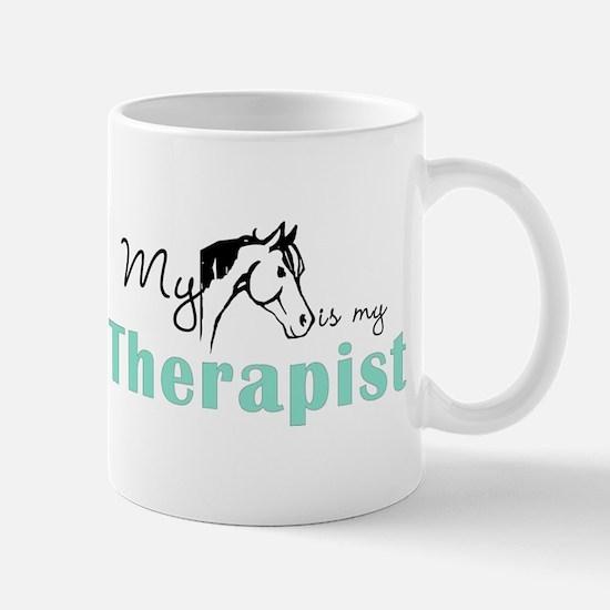 Horse Therapist Equestrian Mug