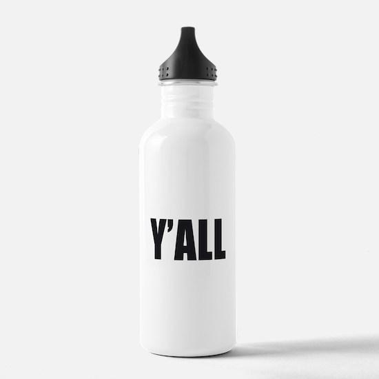 Y'ALL Water Bottle