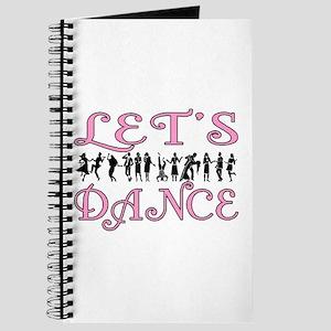 Let's Dance Journal