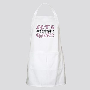 Let's Dance BBQ Apron