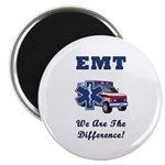 EMT We Are The Difference Magnet