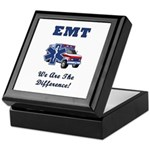 EMT We Are The Difference Keepsake Box