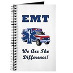 EMT We Are The Difference Journal