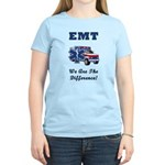 EMT We Are The Difference Women's Light T-Shirt