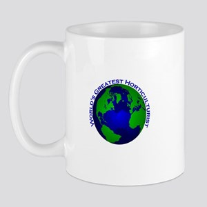 World's Greatest Horticulturi Mug