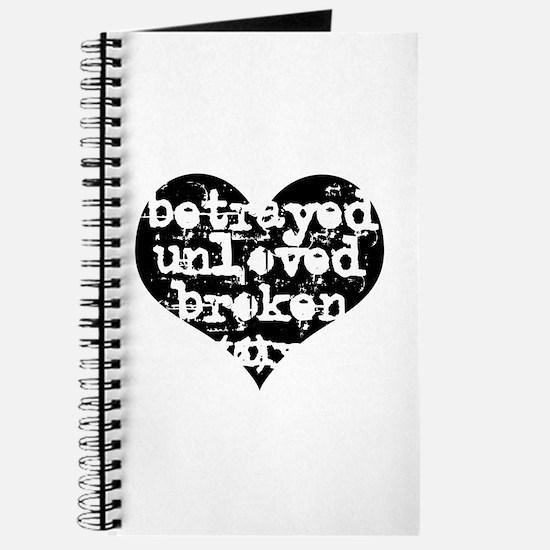 Betrayed Journal