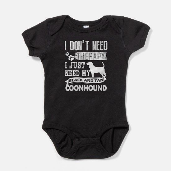 Black and Tan Coonhound T-Shirt, Shirt Body Suit