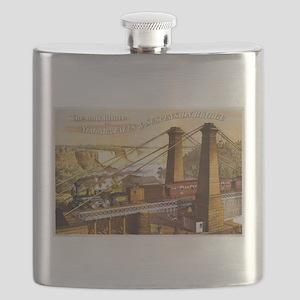 Niagara Falls Flask