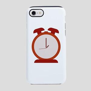 alarm clock iPhone 8/7 Tough Case