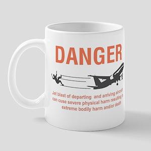 jet blast apparel Mug