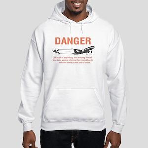 jet blast apparel Hooded Sweatshirt