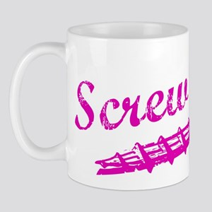 Screw Diets Mug
