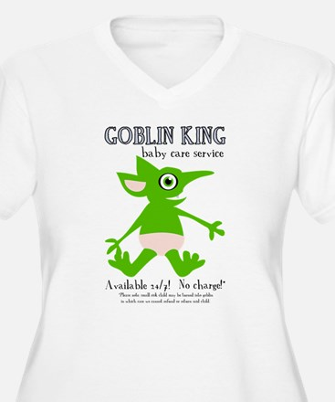 Goblin King Baby Care T-Shirt