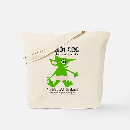 Goblin King Baby Care Tote Bag
