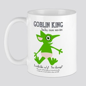 Goblin King Baby Care Mug