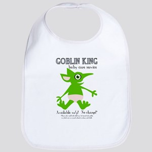 Goblin King Baby Care Bib
