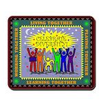 Celebrate Diversity Mousepad