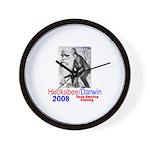 Huckabee/Darwin Wall Clock