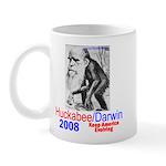 Huckabee/Darwin Mug