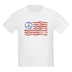 Kids Peace sign T-Shirt (2 colors avail.)