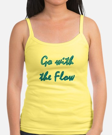 Go With the Flow Jr.Spaghetti Strap
