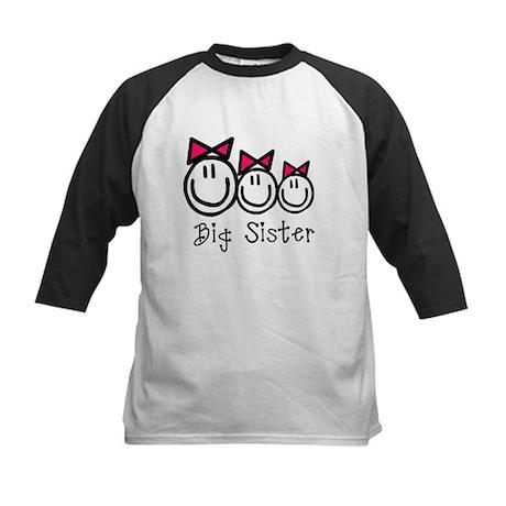 big_sister_girls Baseball Jersey