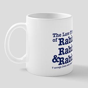 RABINOWITZ RABINOWITZ & RABINOWITZ - Mug