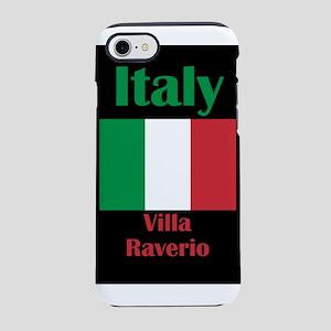Villa Raverio Italy iPhone 8/7 Tough Case