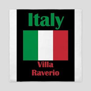 Villa Raverio Italy Queen Duvet