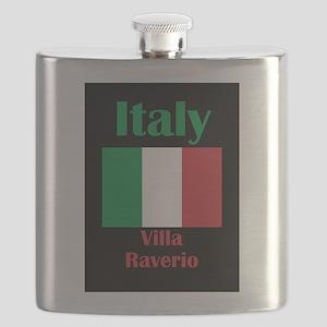 Villa Raverio Italy Flask