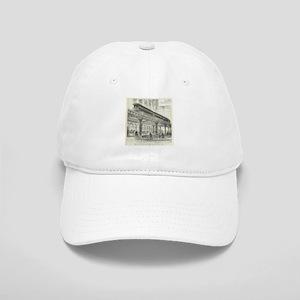 Elevated Street Railway New York Cap