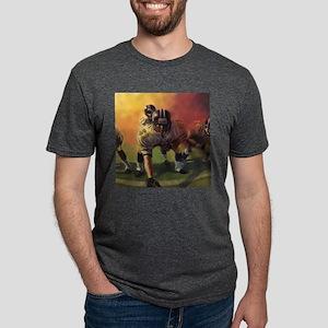 Football Players Painting T-Shirt