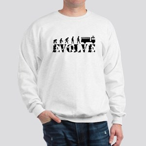 Fireman Evolution Sweatshirt