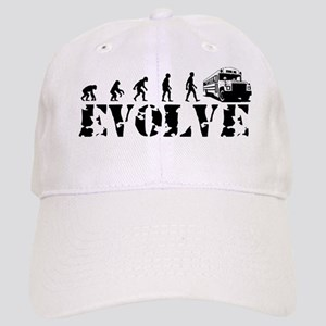 Bus Driver Evolution Cap
