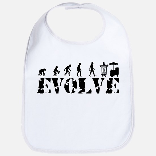 Street Vendor Evolution Bib
