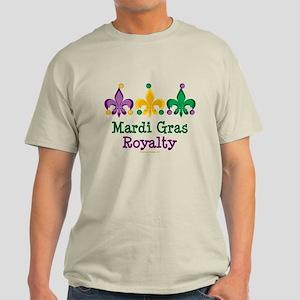 Mardi Gras Fleur de Lis Light T-Shirt