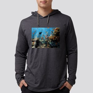 Fishes and Underwater Plants Long Sleeve T-Shirt