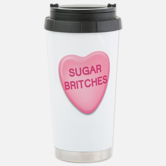 sugar britches Candy Heart Mugs